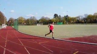 Download 800m in 1:58 im Training Video