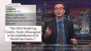 Download FIFA and the World Cup: Last Week Tonight with John Oliver (HBO) Video
