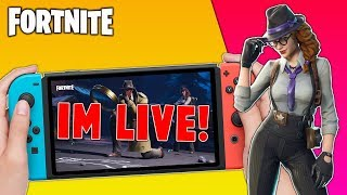 Download Pro Fortnite Nintendo Switch Player // Pro solo Matches // Wins Unknown // Fortnite + Tips!! Video