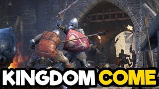 Download Kingdom Come Deliverance Gameplay PC - Medieval Open World Roleplaying Simulator! Video