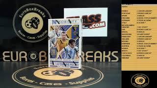 Download SOCCER DBB#204 - 2017 Nobility Soccer 1 Box Break Video