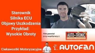 Download Objawy Uszkodzenia Sterownika Silnika ECU - Zobacz Przykład Problemu | AUTOFAN Video