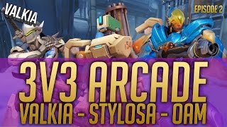 Download 3v3 Dream Team - Stylosa / OneAmongstMany / Valkia #2 Video