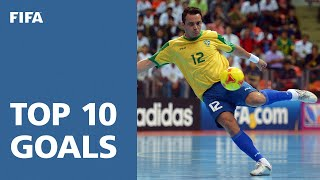 Download Top 10 Goals: FIFA Futsal World Cup Thailand 2012 Video