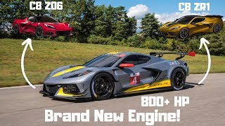 Download 2020 Corvette C8 Z06 & ZR1 Will Get New Engines! *Mid Engine Corvette* Video