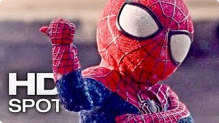 Download THE AMAZING SPIDER-MAN 3: Evian Baby & me 2 | 2014 Official Spot [HD] Video