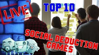 Download Top 10 Social Deduction Games Video
