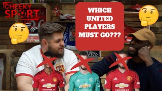 Download WHICH MAN UNITED PLAYERS NEEDS TO GO? FT: STEPHEN HOWSON   EVERTON 4-0 MAN UNITED Video