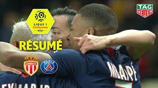 Download AS Monaco - Paris Saint-Germain ( 1-4 ) - Résumé - (ASM - PARIS) / 2019-20 Video