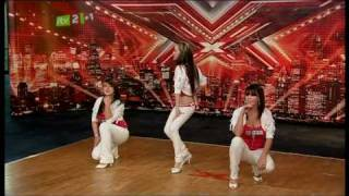 Download The X Factor shocking scene Video
