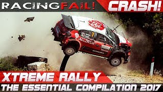 Download WRC RALLY CRASH EXTREME BEST OF 2017-2018 THE ESSENTIAL COMPILATION! PURE SOUND! Video