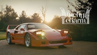 Download 1989 Ferrari F40: My Twin-Turbocharged Lucky Charm Video