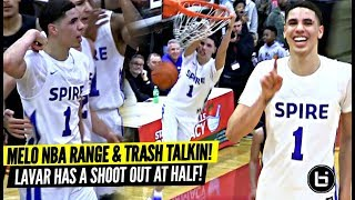Download LaMelo Ball CLOWNS On Defenders & Talks Mad Trash!! Spire's CRAZIEST Game Yet! Video