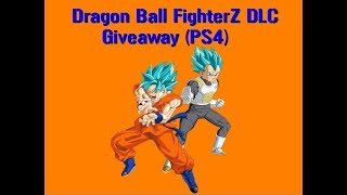 Download Dragon Ball FighterZ PS4 DLC code giveaway Video