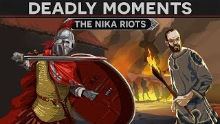 Download Deadly Moments in History - The Nika Riots Video