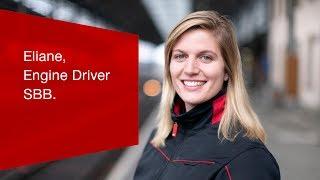 Download Eliane, Engine Driver SBB. Video