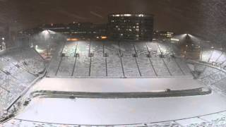 Download Kinnick Stadium Snow Removal TimeLapse Video