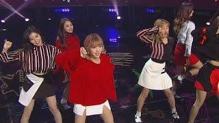 Download [No.1] 161120 TWICE (트와이스) - TT (티티) @ Inkigayo Video