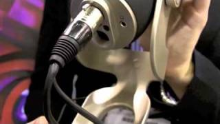 Download George Whittam reports from NAMM 2011 Blue Yeti Pro Video