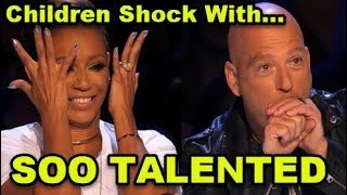 Download 10 *MOST TALENTED KIDS* Auditions Ever on America's Got Talent! Video