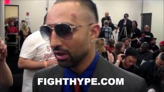 Download PAULIE MALIGNAGGI REACTS TO CARL FRAMPTON'S WIN OVER LEO SANTA CRUZ; RIPS 117-111 SCORECARD Video