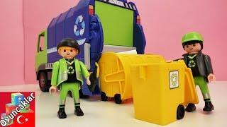 Download Playmobil Oyuncak Seti Türkçe: City Action Çöpçü Kamyonu ve Çöpçüleri Kuruyoruz! Video