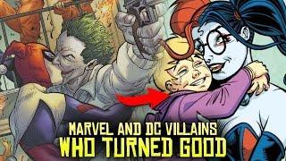 Download 10 Marvel & DC Villains Who Turned GOOD! Video