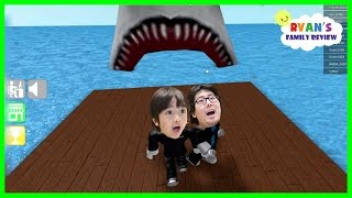 Download Ryan and Daddy Game Night! Let's Play Roblox Epic Mini Game with Ryan's Family Review! Video