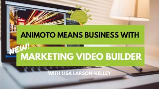 Download Ep16: Animoto means business Ep16: Animoto means business (video) with new Marketing Video Builder Video