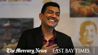 Download India's famed chef Kapoor wows them in Silicon Valley Video