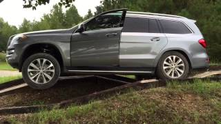 Download Off Road in The GL450 with narration from Mercedes-Benz expert driver. Video