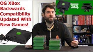 Download OG XBox Backwards Compatibility on XBox One UPDATED - Adam Koralik Video