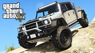Download GTA 5 - NEW OFF-ROADING 4X4 TRUCK ″KAMACHO″ SPENDING SPREE!! (GTA 5 Online) Video