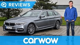 Download BMW 5 Series Touring 2018 review | Mat Watson Reviews Video