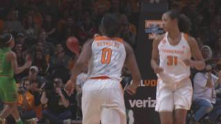 Download Highlights: Lady Vols vs. Notre Dame (1/16/17) Video