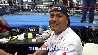 Download ROBERT GARCIA TELLS EPIC STORY WHEN HE LOST TO CHICO CORRALES: WHAT BIG G TOLD HIM? Video