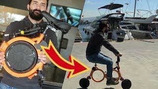 Download ÇANTAYA SIĞAN ELEKTRİKLİ MOTOSİKLET 🏍 Video