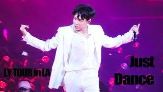 Download 180905 Love Yourself World Tour in LA | Just Dance 4K | 제이홉 직켐 J-Hope Focus Video