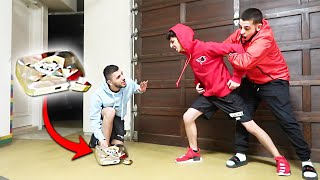 Download I DESTROYED FAZE RUG'S 10 MIL SUBSCRIBER DIAMOND!! *HE FLIPPED OUT* Video