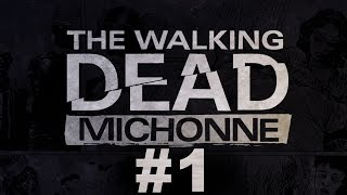 Download THE WALKING DEAD: MICHONNE (Full Game) - Part 1 Video