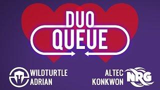 Download Duo Queue: IMT vs NRG (2016) Video