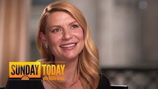 Download Claire Danes On How 'Homeland' Seems To Predict Real-Life Events | Sunday TODAY Video