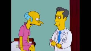 Download Mr. Burns Goes for a Check Up Video