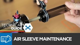 Download HOW TO - FOX FLOAT Air Sleeve Maintenance Video