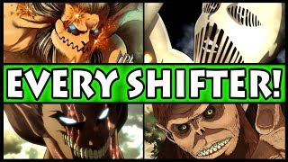 Download All 9 Titan Shifters and Their Powers Explained! (Attack on Titan / Shingeki no Kyojin + War Hammer) Video