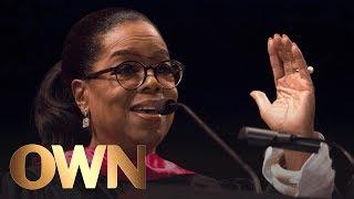 Download Oprah's Inspirational Commencement Speech at USC | Oprah Winfrey Network Video