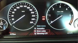 Download BMW 2 Hidden Menus in CIC any model F01 and later How to DIY: BMTroubleU Video