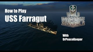 Download How To Play the USS Farragut in World of Warships Video