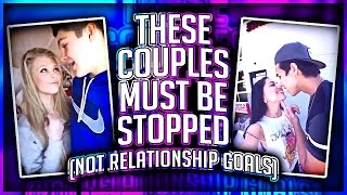 Download THESE CRINGEY COUPLES MUST BE STOPPED!!! (NOT RELATIONSHIPS GOALS) Video