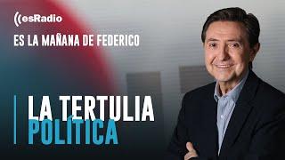 Download Tertulia de Federico: El Gobierno empieza a hablar de adelanto electoral Video